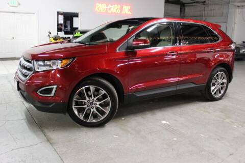 2016 Ford Edge for sale at R n B Cars Inc. in Denver CO