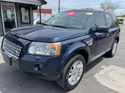 2008 Land Rover LR2 for sale at Diana Rico LLC in Dalton GA