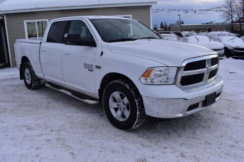 2019 RAM Ram Pickup 1500 Classic for sale at Alaska Best Choice Auto Sales in Anchorage AK