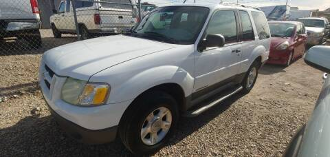 2002 Ford Explorer Sport for sale at ACE AUTO SALES in Lake Havasu City AZ