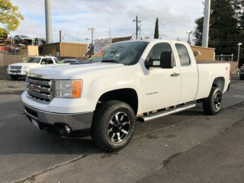 2013 GMC Sierra 2500HD for sale at C J Auto Sales in Riverbank CA