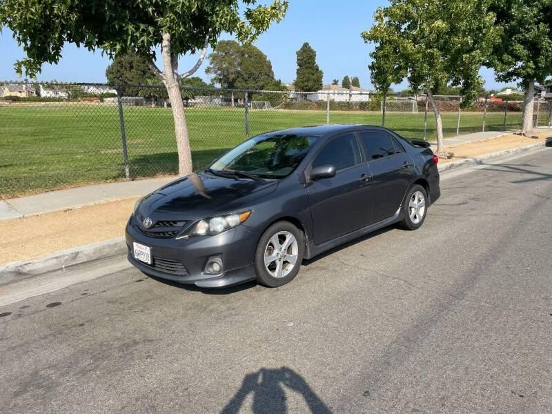 2012 Toyota Corolla for sale at PACIFIC AUTOMOBILE in Costa Mesa CA