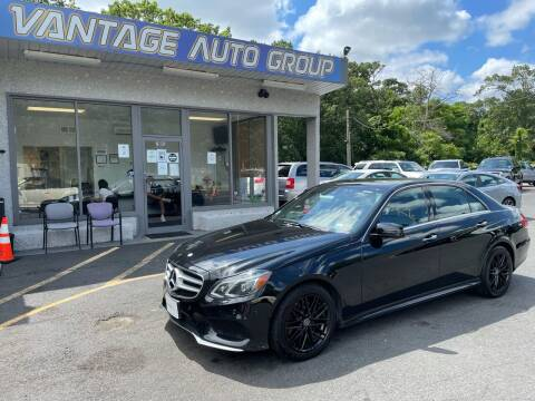 2016 Mercedes-Benz E-Class for sale at Vantage Auto Group in Brick NJ