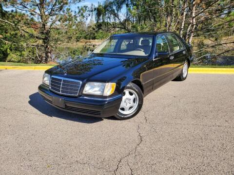 1997 Mercedes-Benz S-Class for sale at Excalibur Auto Sales in Palatine IL