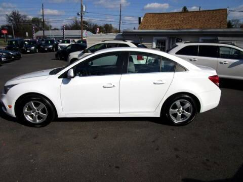 2015 Chevrolet Cruze for sale at American Auto Group Now in Maple Shade NJ