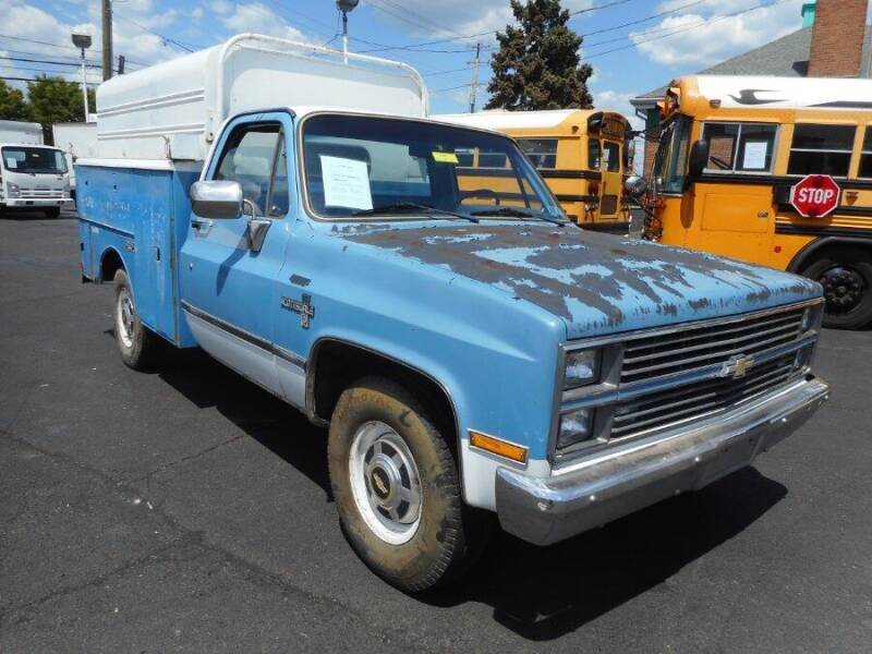 1984 Chevrolet C/K 20 Series for sale at Integrity Auto Group in Langhorne PA
