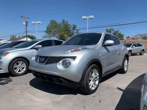 2014 Nissan JUKE for sale at Berge Auto in Orem UT
