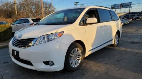 2014 Toyota Sienna for sale at Tri City Auto Mart in Lexington KY