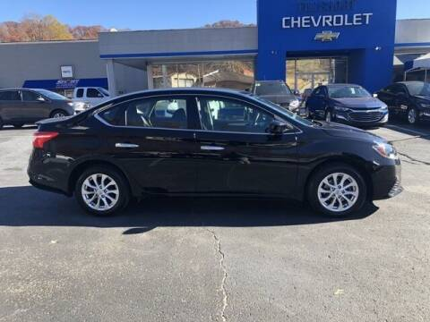 2017 Nissan Sentra for sale at Tim Short Auto Mall in Corbin KY