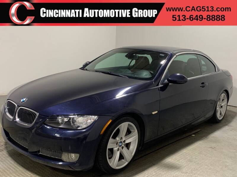 2008 BMW 3 Series for sale at Cincinnati Automotive Group in Lebanon OH
