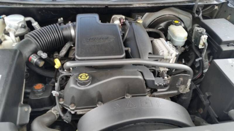 2002 Chevrolet TrailBlazer LTZ 4WD 4dr SUV - West Palm Beach FL
