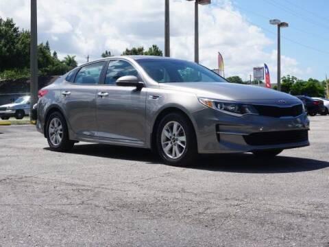 2016 Kia Optima for sale at Sunny Florida Cars in Bradenton FL