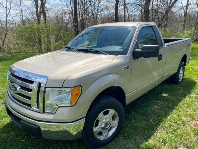 2010 Ford F-150 for sale at Kenny Vice Ford Sales Inc - USED Vehicle Inventory in Ladoga IN