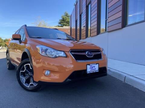 2013 Subaru XV Crosstrek for sale at DAILY DEALS AUTO SALES in Seattle WA