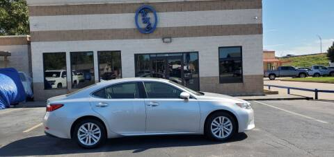 2014 Lexus ES 350 for sale at Wilborn Motor Co in Fort Worth TX