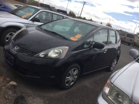 2010 Honda Fit for sale at Small Car Motors in Carson City NV