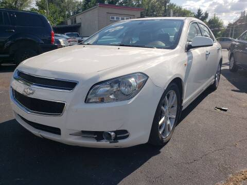 2008 Chevrolet Malibu for sale at Right Place Auto Sales in Indianapolis IN