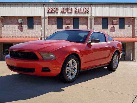 2011 Ford Mustang for sale at Best Auto Sales LLC in Auburn AL