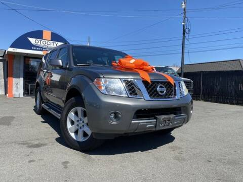 2008 Nissan Pathfinder for sale at OTOCITY in Totowa NJ
