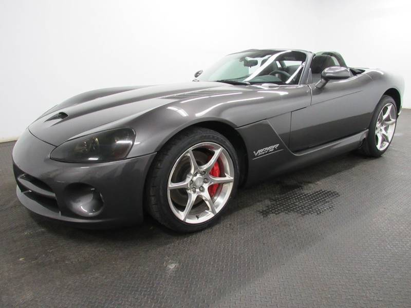 2009 Dodge Viper for sale at Automotive Connection in Fairfield OH