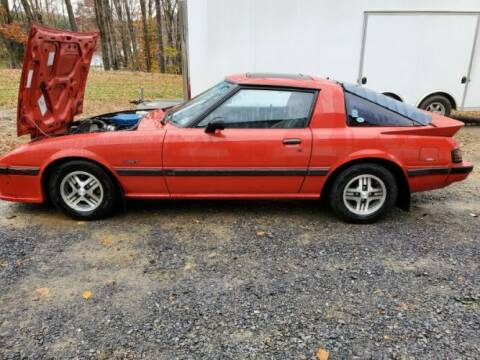 1985 Mazda RX-7 for sale at Classic Car Deals in Cadillac MI