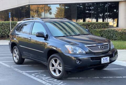 2008 Lexus RX 400h for sale at KAS Auto Sales in Sacramento CA