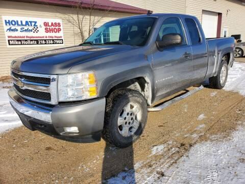 2008 Chevrolet Silverado 1500 for sale at Hollatz Auto Sales in Parkers Prairie MN