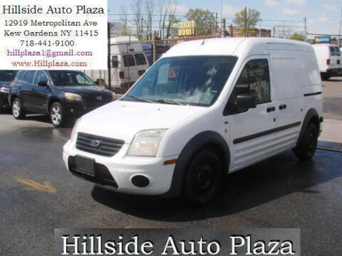 2013 Ford Transit Connect for sale at Hillside Auto Plaza in Kew Gardens NY