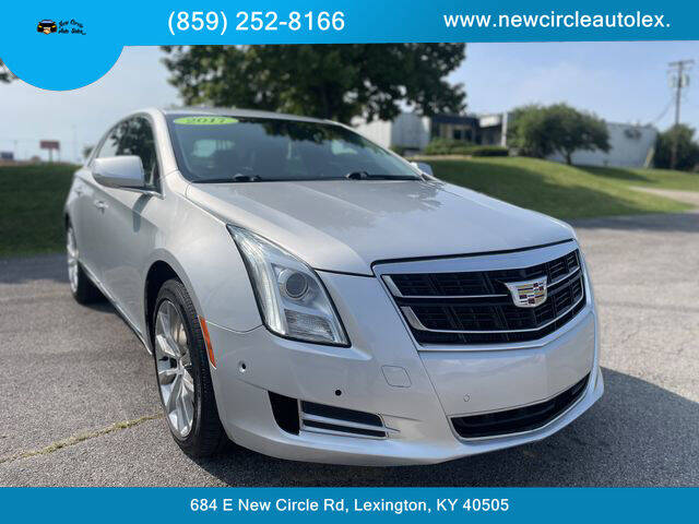 2017 Cadillac XTS for sale at New Circle Auto Sales LLC in Lexington KY