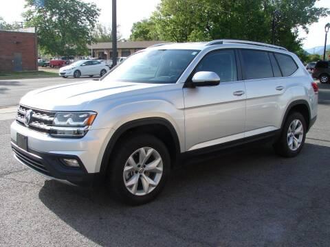 2018 Volkswagen Atlas for sale at Jimmy's Love Bug in Provo UT