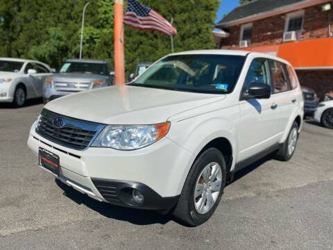 2009 Subaru Forester for sale at Bloomingdale Auto Group - The Car House in Butler NJ