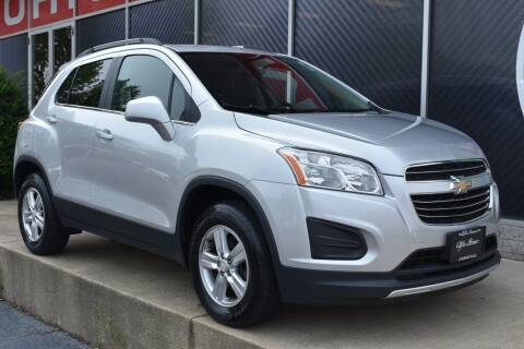 2016 Chevrolet Trax for sale at Alfa Romeo & Fiat of Strongsville in Strongsville OH