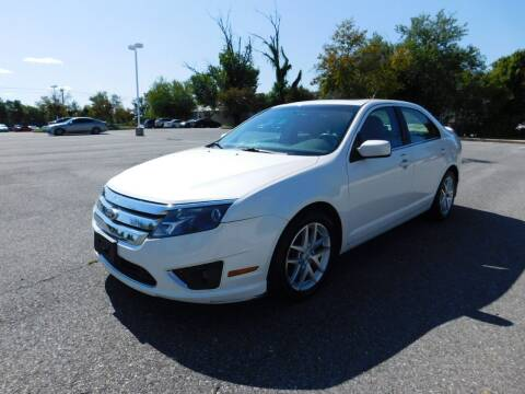 2010 Ford Fusion for sale at AMERICAR INC in Laurel MD