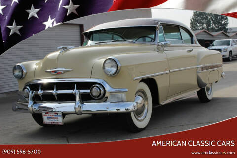 1953 Chevrolet Bel Air for sale at American Classic Cars in La Verne CA