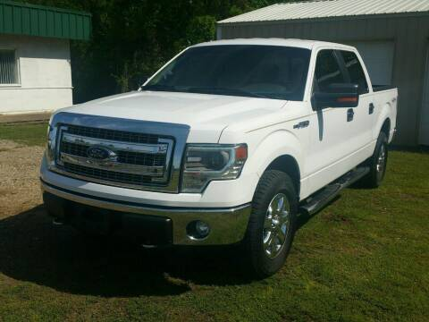 2014 Ford F-150 for sale at Doug Kramer Auto Sales in Longview TX