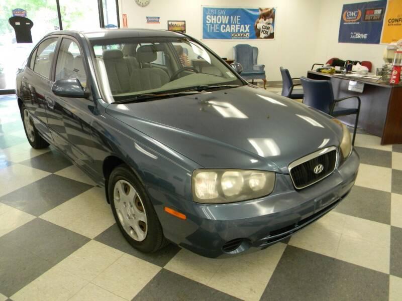 2003 Hyundai Elantra for sale at Lindenwood Auto Center in St. Louis MO