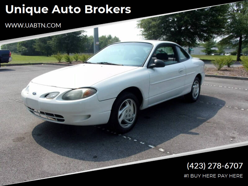 2001 Ford Escort for sale at Unique Auto Brokers in Kingsport TN