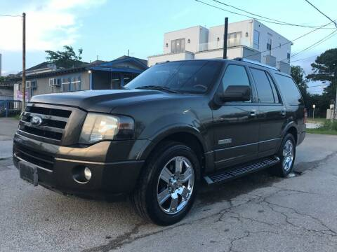 2008 Ford Expedition for sale at Saipan Auto Sales in Houston TX