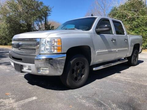 2012 Chevrolet Silverado 1500 for sale at Lowcountry Auto Sales in Charleston SC