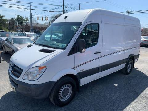 2013 Mercedes-Benz Sprinter Cargo for sale at Masic Motors, Inc. in Harrisburg PA
