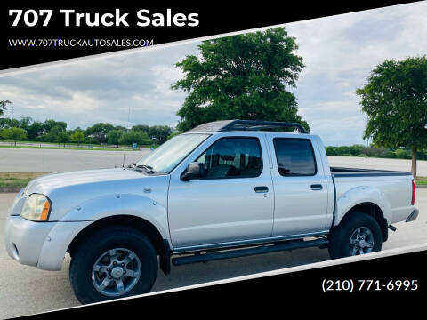 2004 Nissan Frontier for sale at 707 Truck Sales in San Antonio TX