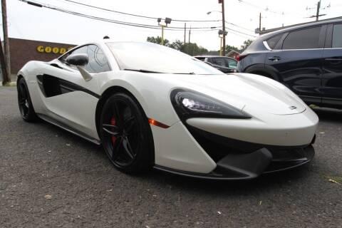 2016 McLaren 570S for sale at AA Discount Auto Sales in Bergenfield NJ