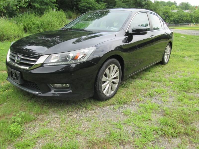 2013 Honda Accord for sale at Peekskill Auto Sales Inc in Peekskill NY