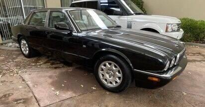 2003 Jaguar XJ-Series for sale at Auto Worlds LLC in Merriam KS