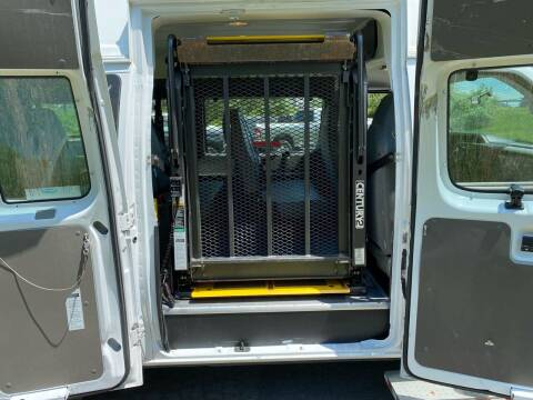 2014 Ford E-Series Cargo for sale at HERSHEY'S AUTO INC. in Monroe NY