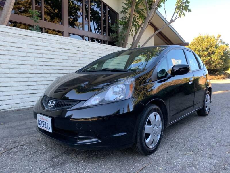 2013 Honda Fit for sale at Santa Barbara Auto Connection in Goleta CA