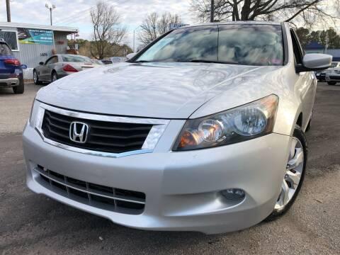 2010 Honda Accord for sale at Atlantic Auto Sales in Garner NC