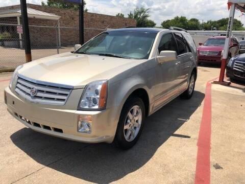 2008 Cadillac SRX for sale at East Dallas Automotive in Dallas TX