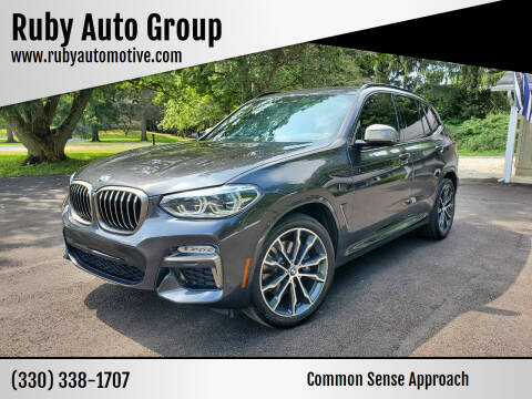 2019 BMW X3 for sale at Ruby Auto Group in Hudson OH