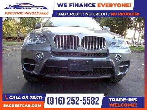2013 BMW X5 for sale at Prestige Wholesale in Sacramento CA